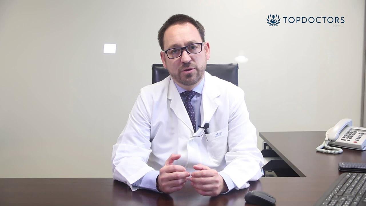 doctor especializado en próstata y vejigada