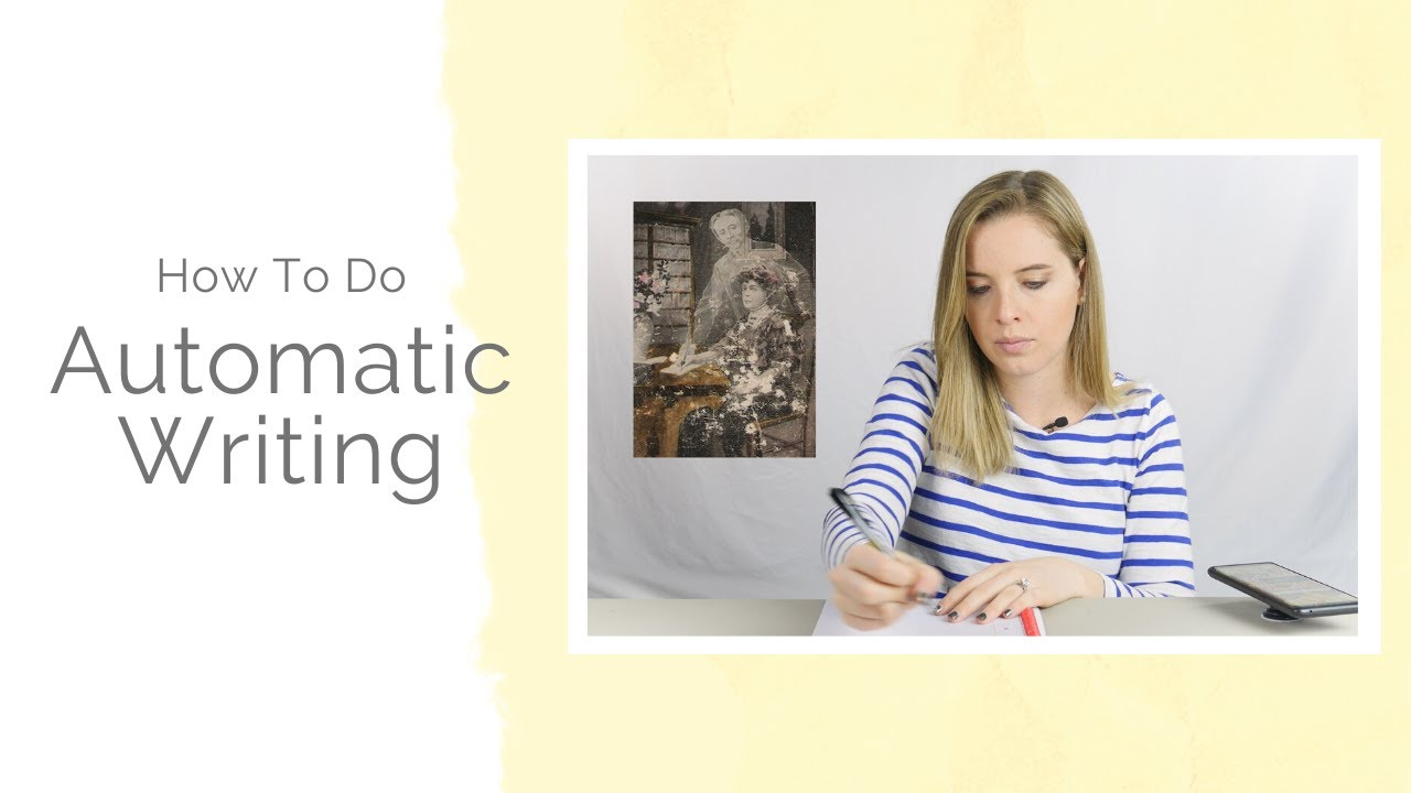 How To: Automatic Writing & Example Prompts