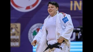 JUDO GRAND-PRIX TUNIS 2018/SLUTSKAYA MARYNA/FINAL