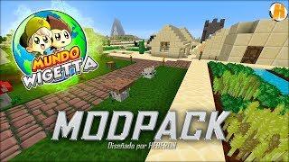 Mundo WIGETTA | Minecraft 1.11.2 | @HeberonYT #MUNDOWIGETTA