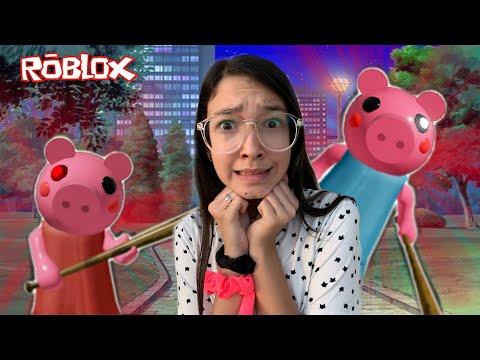 Roblox - MUITO MEDO NA CASA DA PIGGY (Piggy Roblox) | Luluca Games