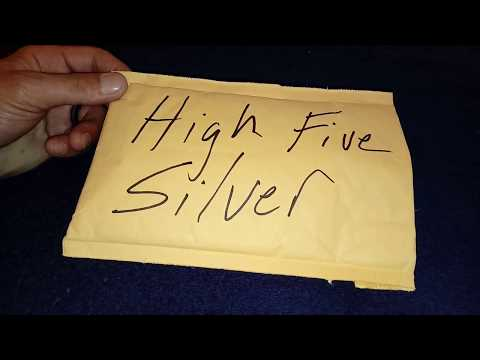 High Five Silver UNBOXING flash sale from modern coin mart . what to do ???