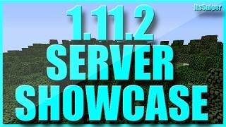Minecraft 1.11.2 MCCAVERNS SERVER SHOWCASE SKYBLOCK SKY GRID