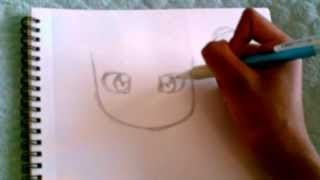How to draw Norway from Hetalia