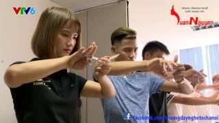 Học Cắt Tóc Ở Đâu ? Học Cắt Tóc Nam Nữ Tại Trung Tâm Dạy Nghề Tóc Luân Nguyễn