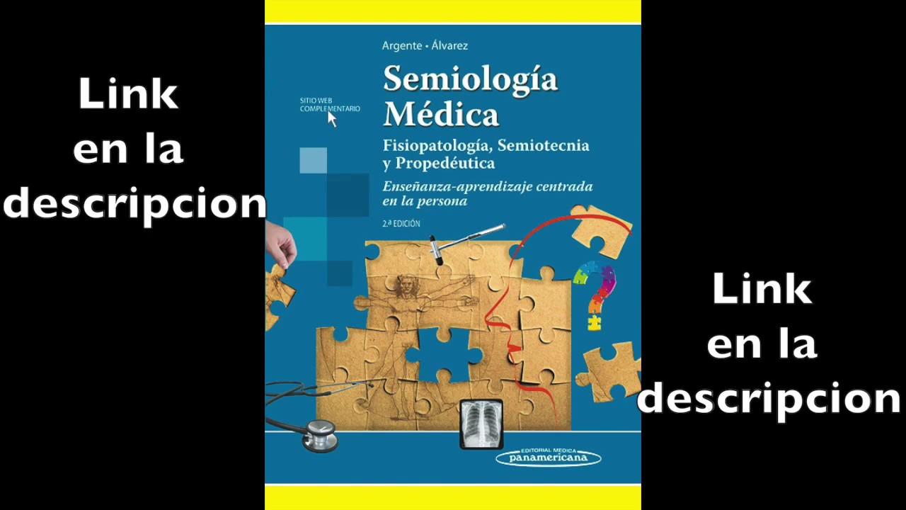 Libro en PDF - H. Argente, M. Alvarez. Semiologia Médica