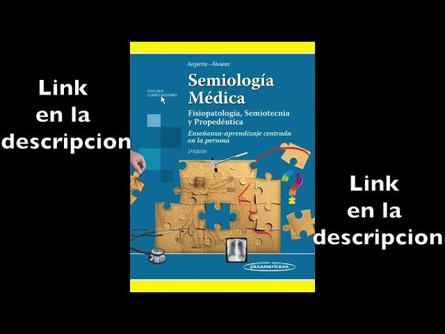 Pdf semiologia argente