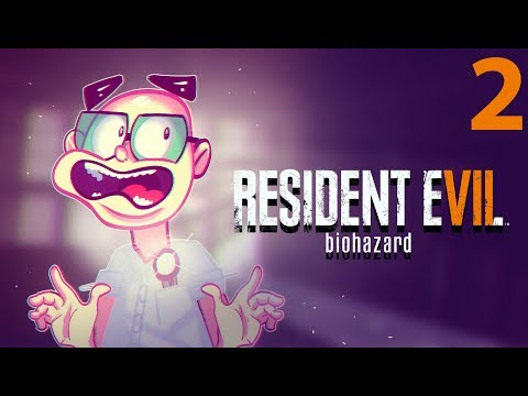 Northernlion Plays: Resident Evil 7 [Episode 2] (Twitch VOD)