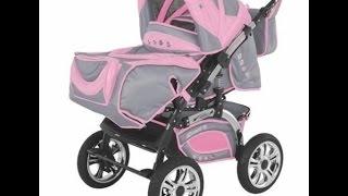 Детские Коляски для Новорожденных (девочки) 2018 / Baby Carriages for Girls