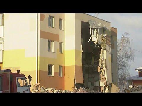 Основная версия ЧП в Белгородской области - неисправный газовый котел в одной из квартир.