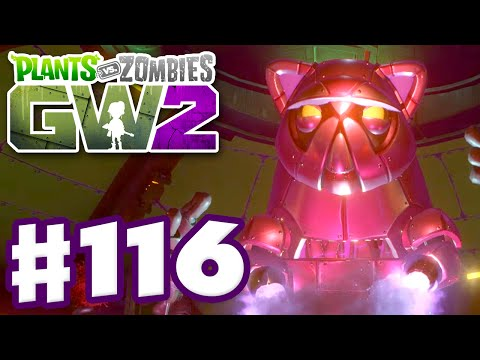 Plants vs. Zombies: Garden Warfare 2 - Gameplay Part 116 - Cat Attack! (PC)