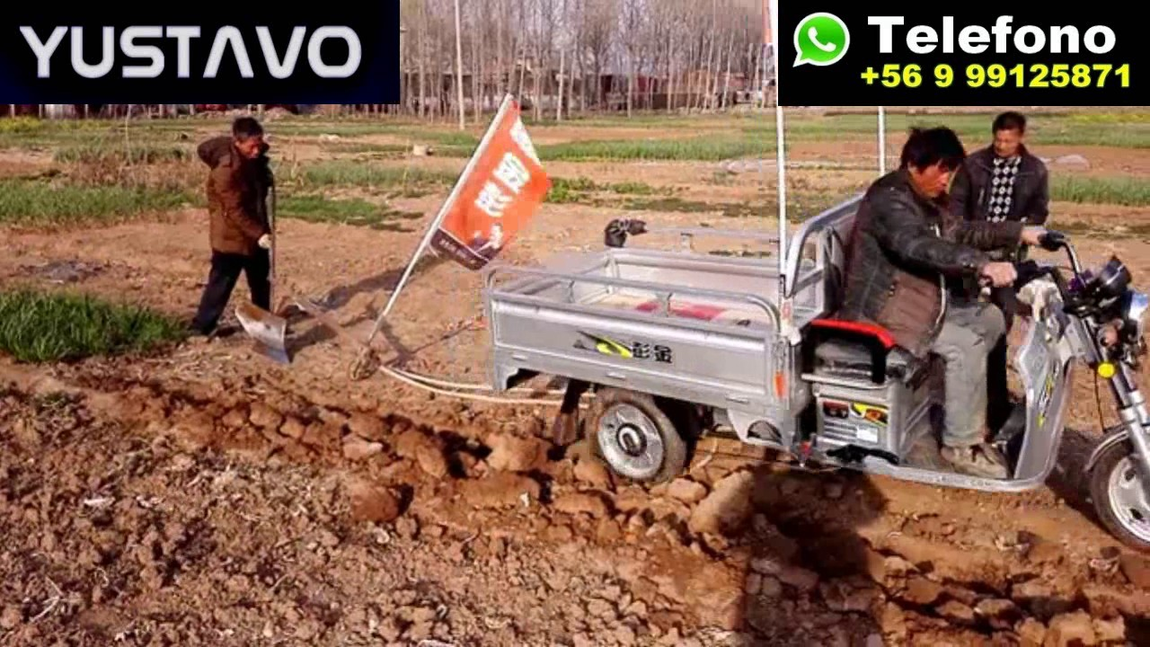 e1bed3b90e6 690.000 TRICICLOS ELECTRICOS MOTO CARRO DE CARGA TORITO CHINO