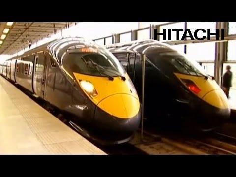 Hitachi Zug Class 395 CTRL : über Hitachi Rail Europe - Hitachi