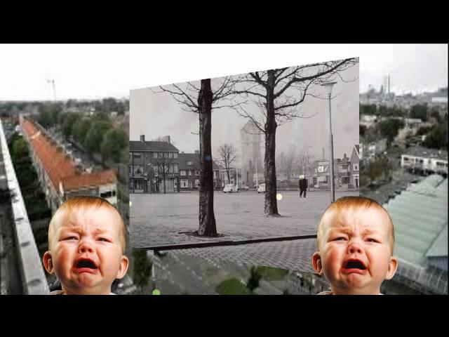 IJmuiden zoals het vroeger was - marktplein
