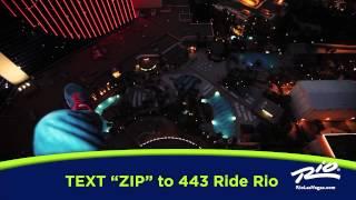 VooDoo Zip Line Las Vegas 30 second spot