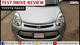 TEST DRIVE REVIEW OF TOYOTA PASSO