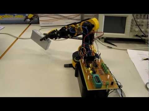 Construye Un Brazo Robot : Resultado