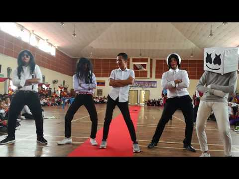 SMK Kiaramas Gimik Hari Guru 17'