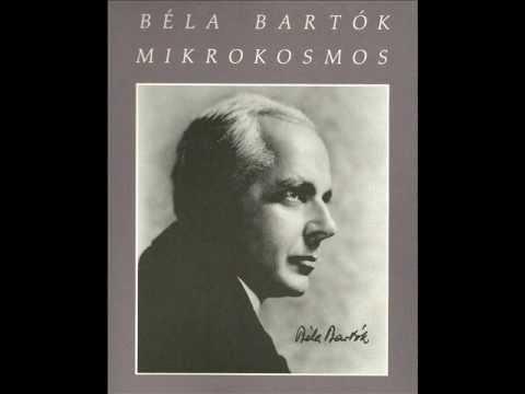 Bartók plays Bartók Mikrokosmos Book V (Excerpts)