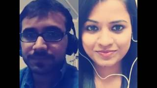 Jaan Meri Jaa Rahi Sanam - Lucky - Duet Cover by Spandana