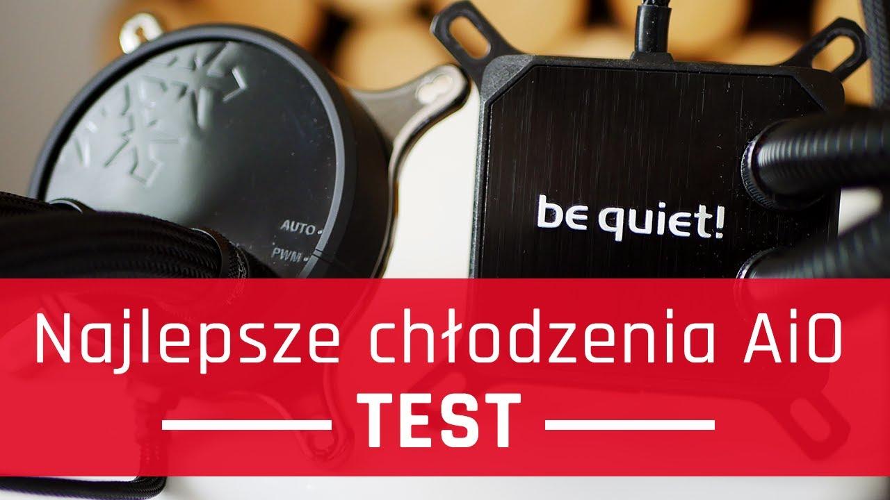 Test potężnych chłodzeń AiO!