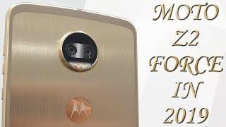 Motorola Z2 Force Review in 2019: Still worth it?