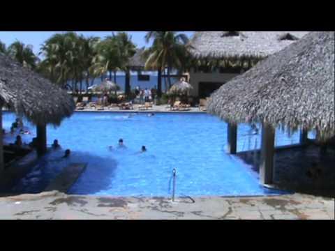 Costa Rica Flamingo Beach Resort 2009.wmv