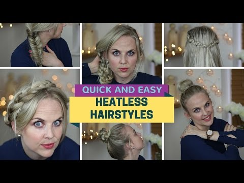 7-quick-and-easy-heatless-hairstyles-in-minutes