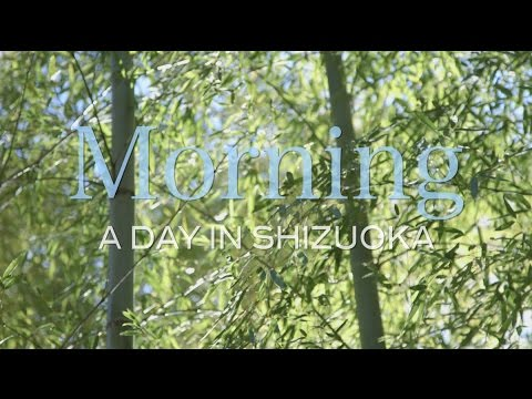 Morning : A DAY IN SHIZUOKA : Official PV