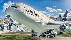 Flugzeug-GIGANT: Mit dem AIRBUS A380 nach London Heathrow | X-PLANE 11 FLUG SIMULATOR