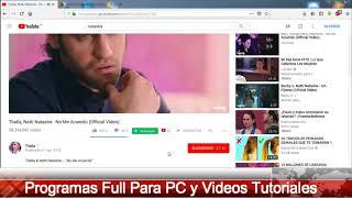 Video Comos Bajar  video  mp4 y mp3 de youtube 2018 download MP3, 3GP, MP4, WEBM, AVI, FLV Agustus 2018