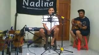 Tanpa Batas Waktu - Ade(Govinda) dan Andi Fadly(Padi) || Cover Godril Akustik