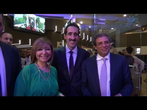 نجوم الفن والإعلام يحضرون العرض الخاص لفيلم «كارما»  - 16:22-2018 / 6 / 13