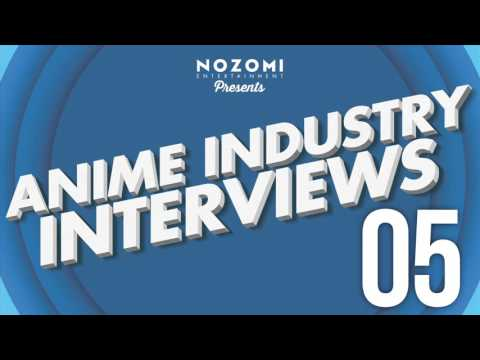 Anime Industry Interviews Episode 5: Actor Crispin Freeman