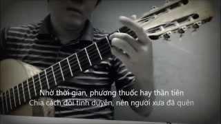 CO HANG XOM (vung ngoai o) (Quang Le) - [Guitar solo] [K'K]
