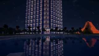 minecraft hotel luxury skyscraper epic