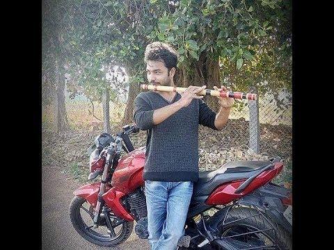 """Mere Rashke Qamar"" | Baadshaho | flute instrumental cover song"