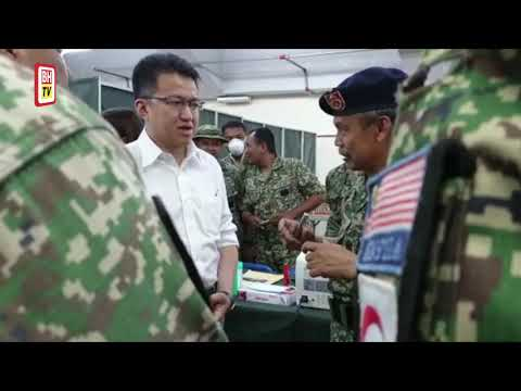Kerajaan Johor tunggu laporan kimia dakwaan wujud sianida