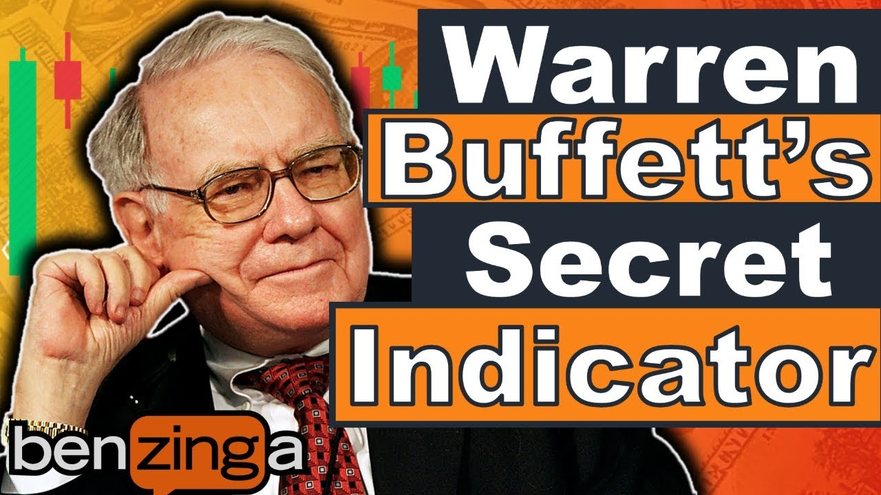 Warren Buffett's favorite stock market indicator still screams sell