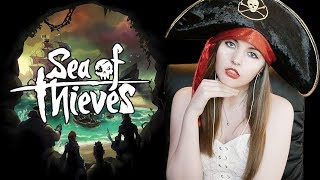 WE SUNK OUR SHIP!!?   Sea Of Thieves Gameplay Part 1