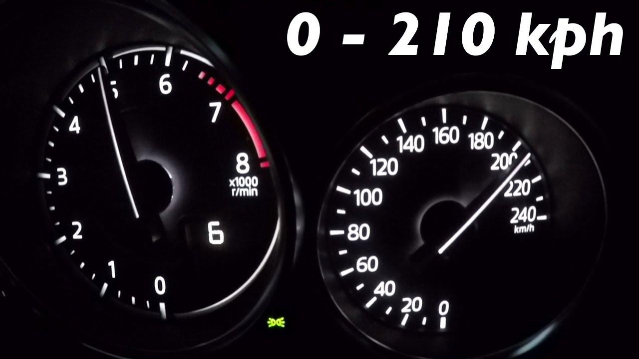 2016 Mazda MX 5 Miata Skyactiv G 160 0 100 km h 0 60 mph