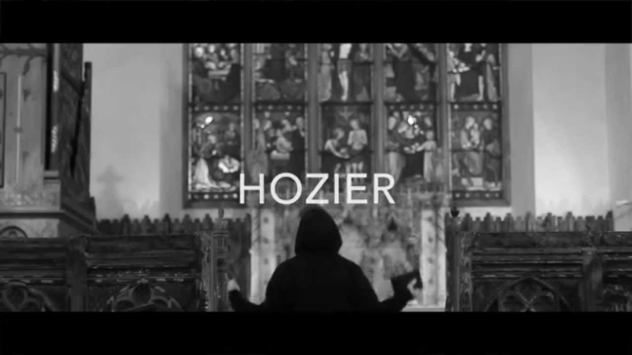 """take me to church """"take me to church"""" was irish singer-songwriter hozier's breakout hit, and its accompanying video has racked up over 150,000,000 views on youtube."""