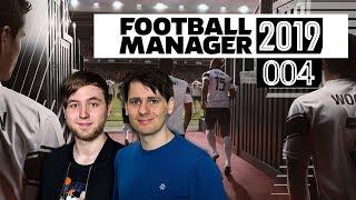 Eine gesunde Arroganz führt auch zum Sieg | Football Manager 2019 mit Tobi Escher & Sandro #04