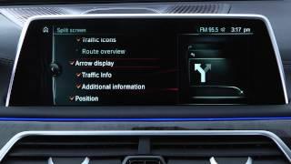 Navigation Arrow Display Set Up   BMW Genius How-To