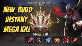 NEW MURAD BUILD OP   INSTANT MEGA KILL   Team Royal Darkbreaker   Arena of Valor/ AoV