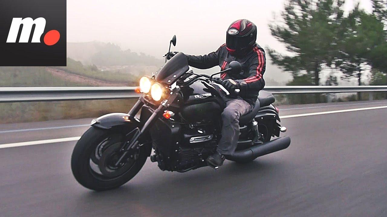 triumph rocket x 2016 | prueba / test / review en español | motos
