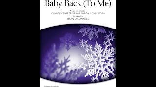 Santa, Bring My Baby Back (To Me) - Arranged by Ryan O