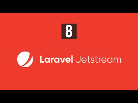 Vídeo no Youtube: [Novidades Laravel 8]  - Conhecendo o Laravel Jetstream #laravel #php