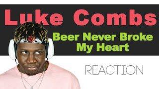 Download Luke Combs  Beer Never Broke My Heart  TM Reacts 2LM Reaction MP3