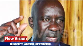 Hunger to worsen HIV epidemic